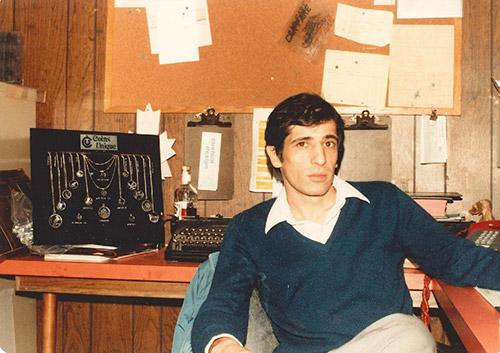 Raul Dias Jr., President